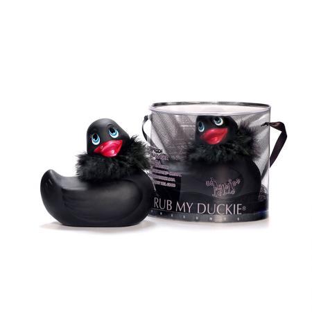 I Rub My Paris Duckie (Black)