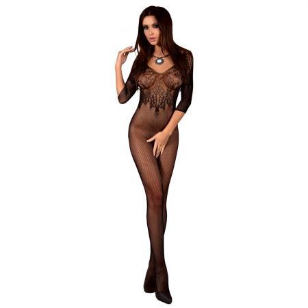 Corsetti Josslyn Crotchless Body Stocking UK Size 8 to 12