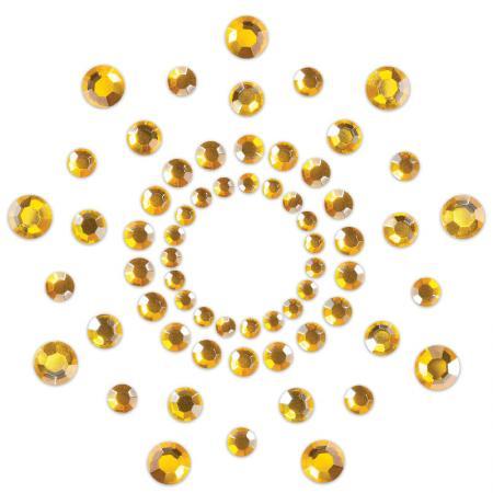 Bijoux Indiscrets Mimi Nipple Jewels Gold