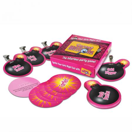 Sex Missions  Girlie Nights Game